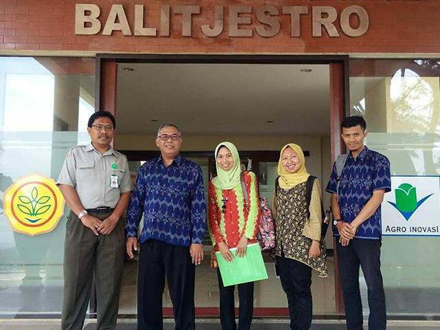 MoU Fakultas Pertanian Uniska Kediri dengan BALITJESTRO Malang