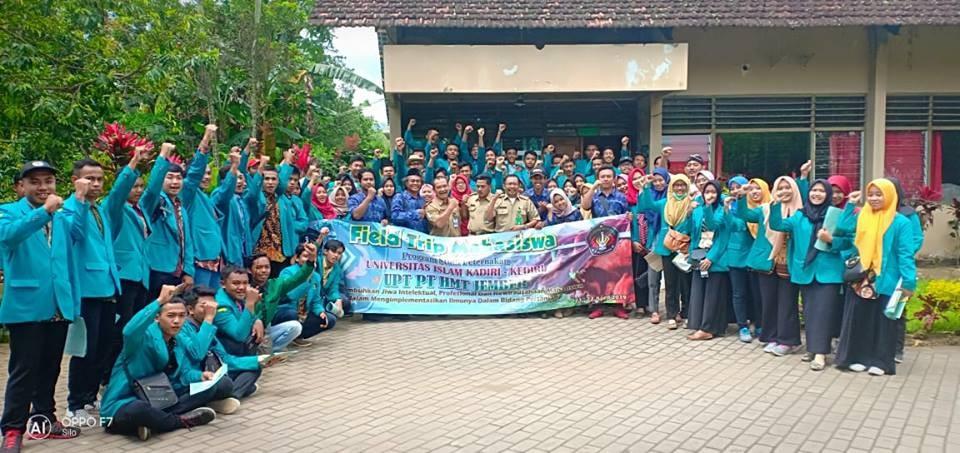 FIELDTRIP Program Studi Peternakan di UPT PT HMT JEMBER