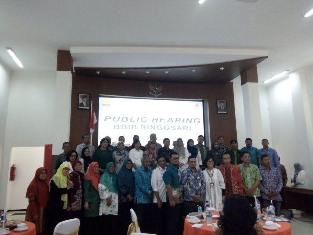 Keikutsertaan Prodi Peternakan Public Hearing BBIB Singosari
