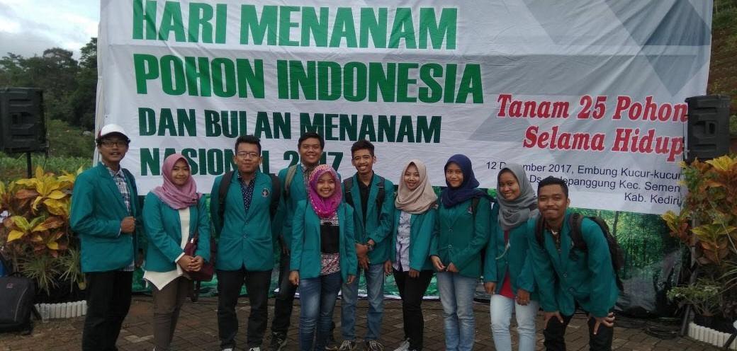 Partisipasi Mahasiswa FP UNISKA Dalam Acara Hari Menanam Pohon Indonesia